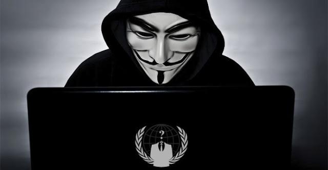Hackeo de anonymous en protesta contra la  pornografía infantil