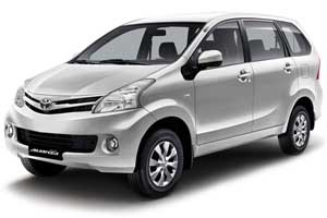 Rental Mobil Avanza di Bali