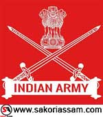 Note: Indian Army Recruitment 2019 | 10+2 Technical Entry Scheme | Vacancy 90 | Last Date: 08-06-2019 | Apply Online | SAKORI ASSAM