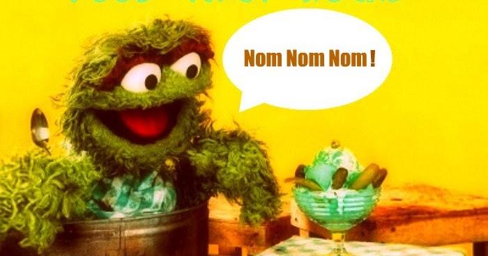 Food That Rocks Pickle Chocolate Chip Ice Cream Nom Nom Nom