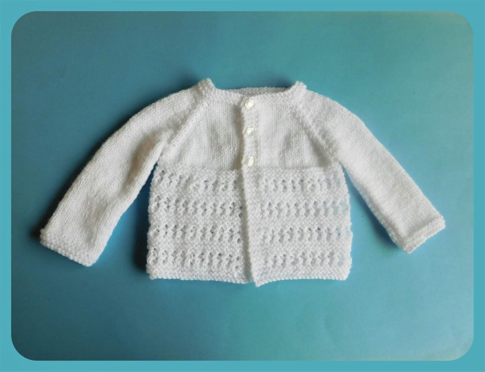 1e3da9923c65 Marianna s Lazy Daisy Days  Knitted Baby Jackets ~ Top 20