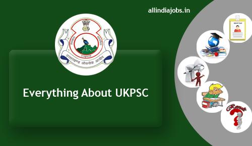 Www Ukpsc Gov In Ukpsc Recruitment Notifications