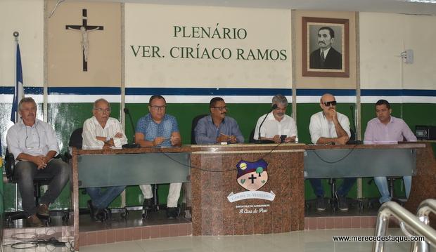 Audiência Pública aconteceu em Santa Cruz sobre transposição do Rio São Francisco e perenização do Capibaribe