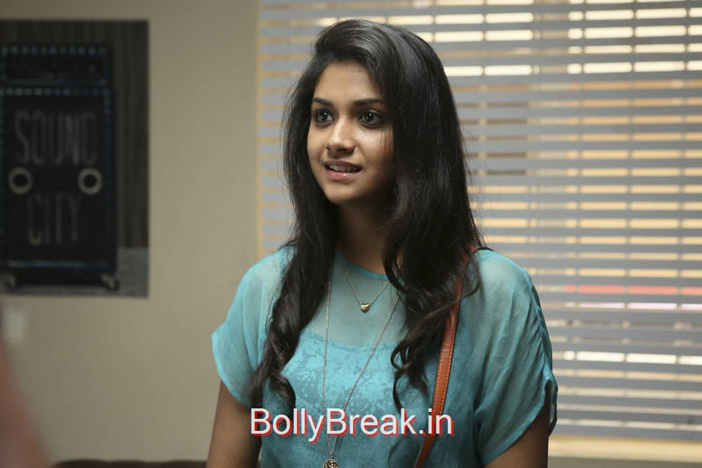 Keerthi Suresh Pics, Keerthi Suresh Hot Stills From Idhu Enna Maayam Tamil Movie
