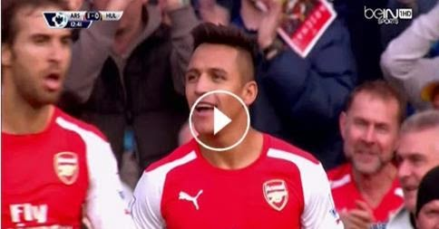 Arsenal 2-2 Hull City