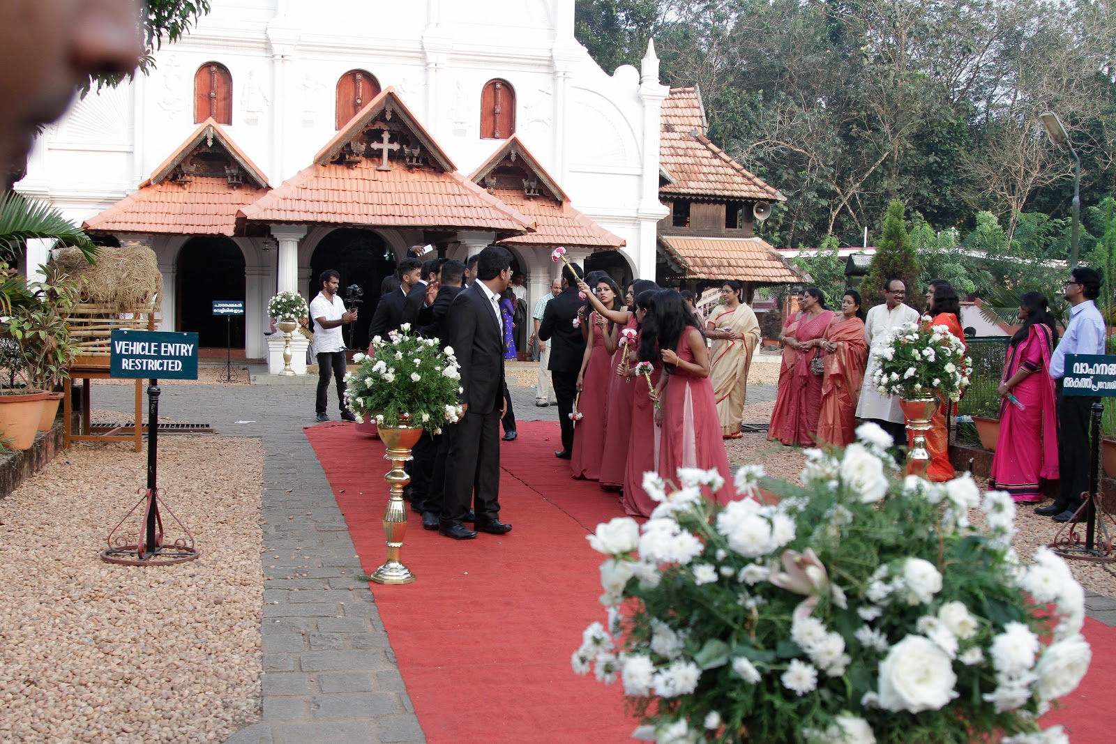 Christian wedding planner kalloopara