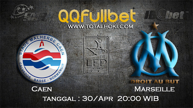 PREDIKSIBOLA - PREDIKSI TARUHAN CAEN VS MARSEILLE 30 APRIL 2017 (LIGUE 1)