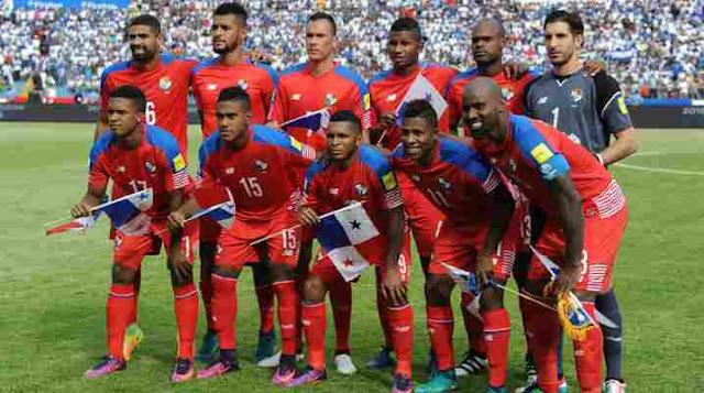 Panama Timnas Sepakbola