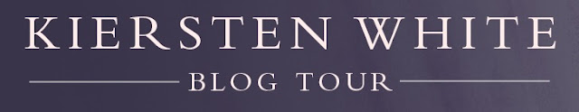 Kiersten White's Slayer Blog Tour banner