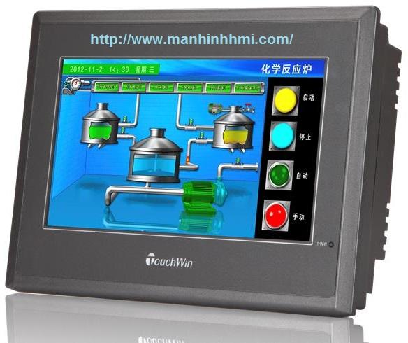 Đại lý bán màn hình HMI Xinje TouchWin TG765-MT, TG765-UT, TG765-ET