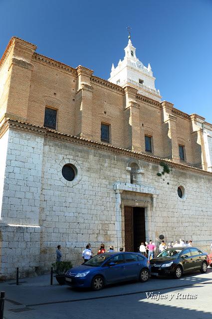 Iglesia de Santa María, Tordesillas, Valladolid