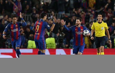 Magical!!! Barca Defeats PSG 6-1 At Home After 4-0 First Leg Humiliation 7