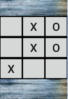 TicTacToe Game Project of android