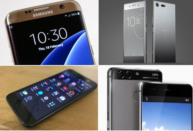 These four smartphones of cheap Samsung have just been provided for a few days