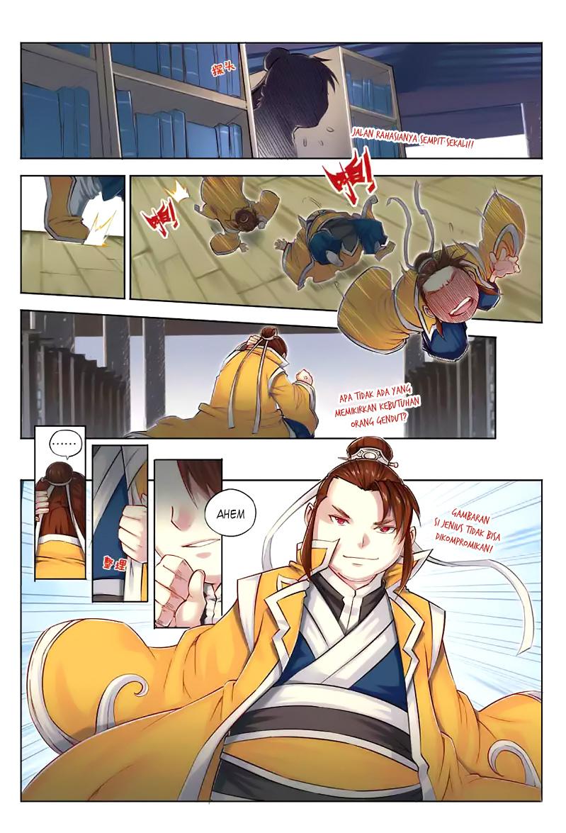 Jiang Ye Chapter 28