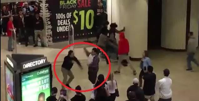 Βία και αίμα στις ΗΠΑ λόγω Black Friday - Δύο νεκροί και δύο τραυματίες [βίντεο]