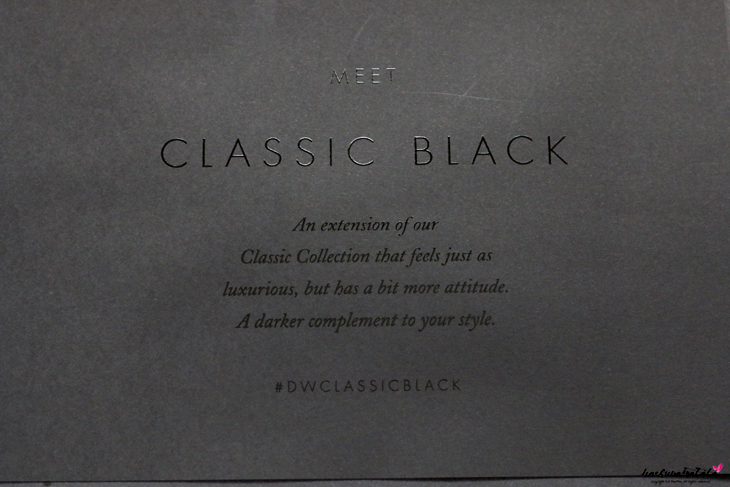 NEW Daniel Wellington Classic Black Review & Access Code