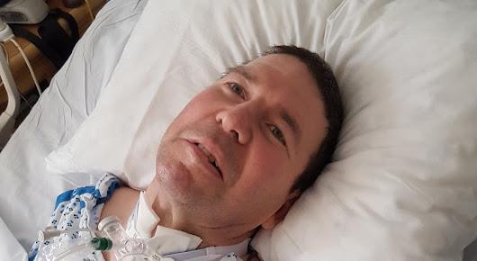 Le Père Greg Staab, omv, est mourant
