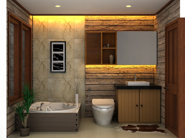 Model Desain Kamar Mandi Rumah Minimalis Terbaru  Model Desain Kamar Mandi Rumah Minimalis Terbaru 1 Lantai