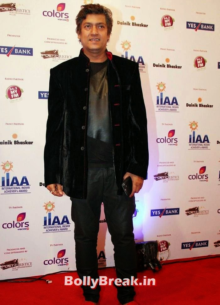 Aadesh Shrivastava, International Indian Achiever's Awards Photo Gallery