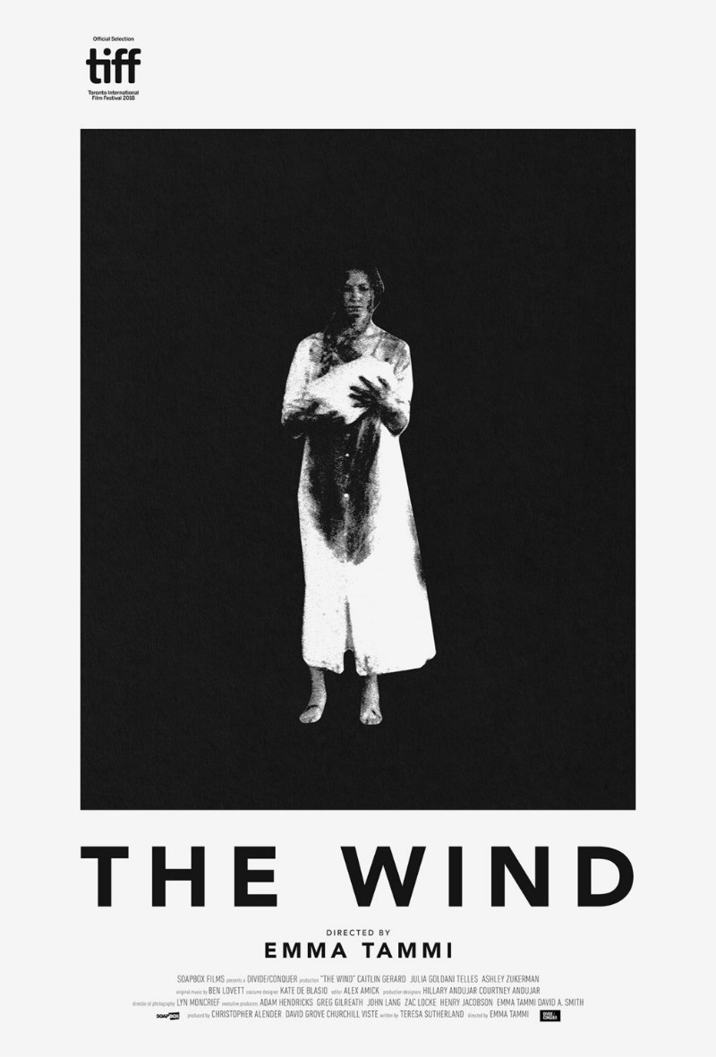 the wind film poster