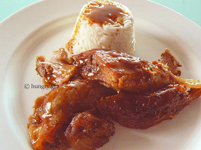 Pork Shank in the Pressure Cooker