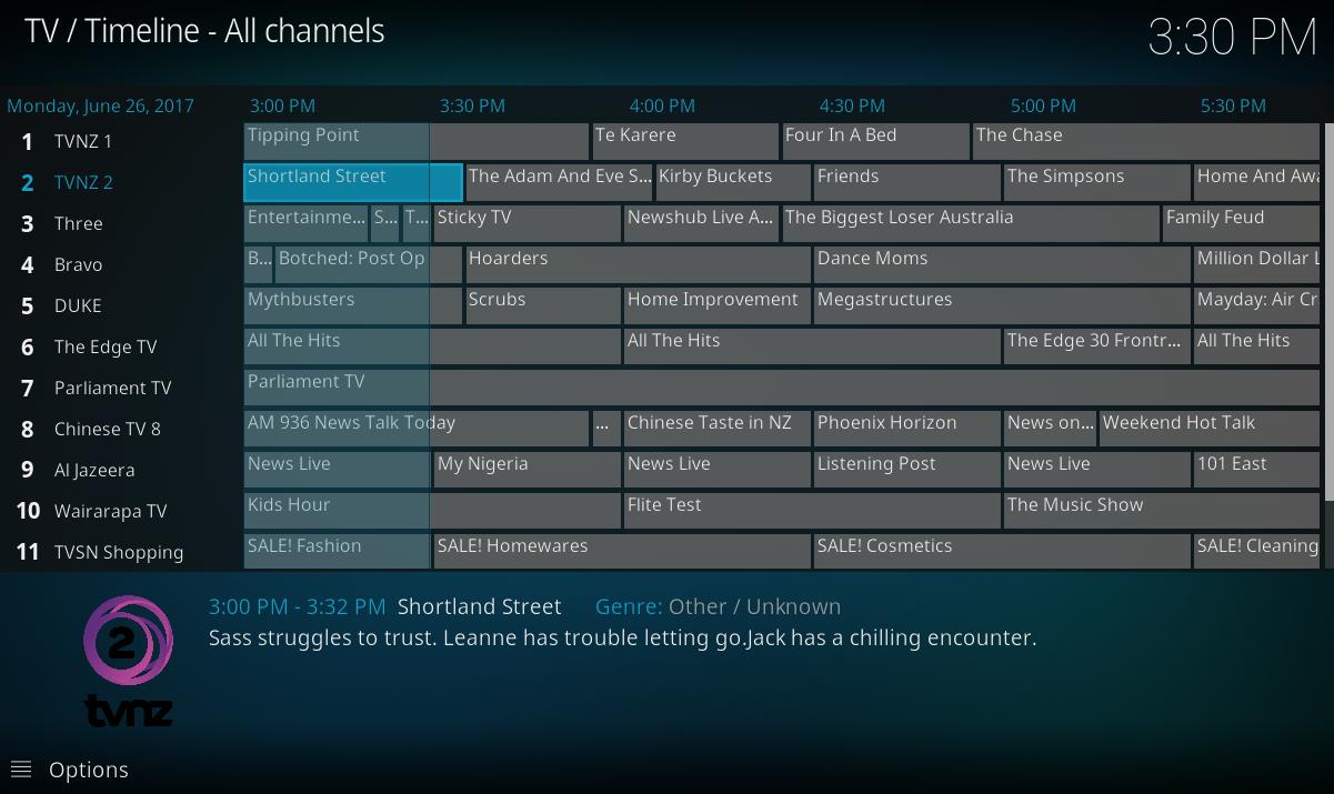 Simple Freeview NZ IPTV Kodi Setup (with full guide & radio)