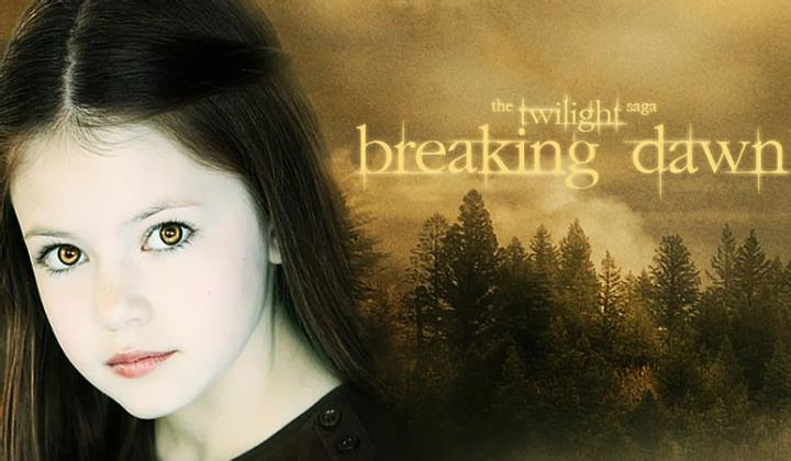 "you waiting for Edward and Bella's ""wild child"" ? For all the twilight ..."