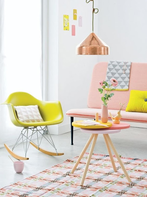 Decorate Your Home In Pastel 7