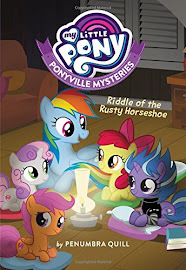 My Little Pony Riddle of the Rusty Horseshoe Books