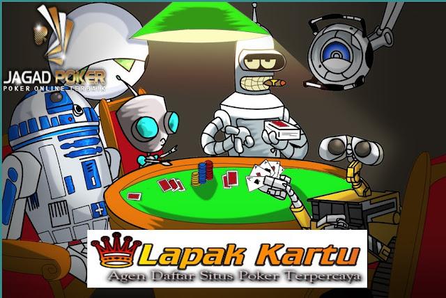 Bermain Menang Dan Aman Tanpa Adanya Robot di Agen Poker 2018 - Jagadpoker