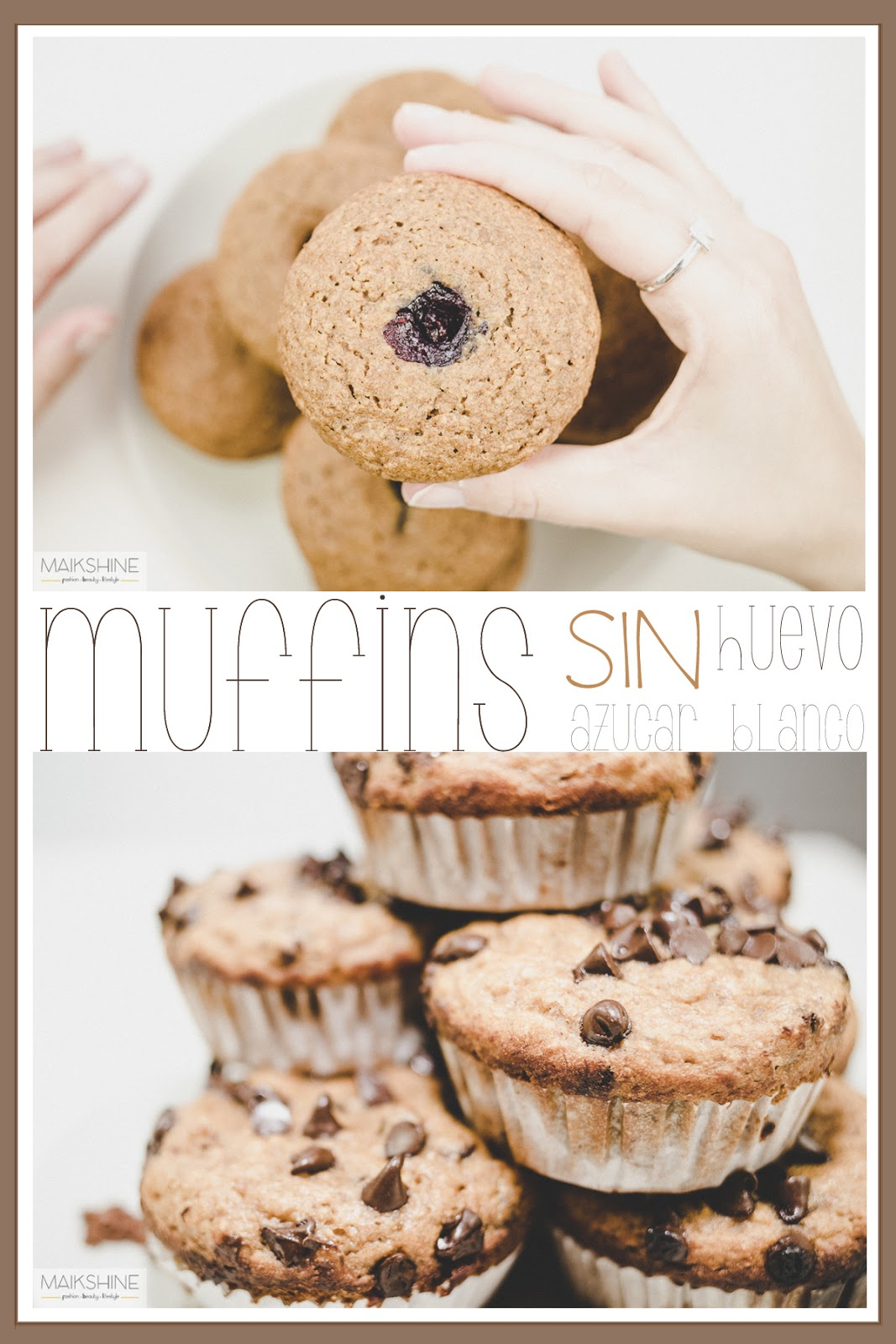 Healthy muffins recipes