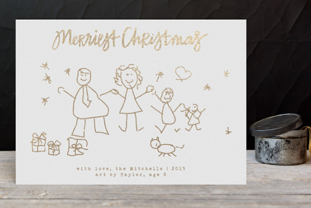 unique holiday cards, christmas cards, christmas ornaments, custom christmas cards, minted christmas cards, holiday cards, foil pressed christmas cards