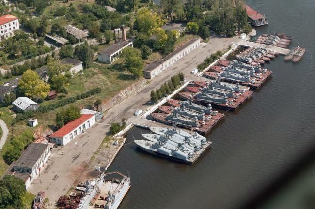 Santier naval militar- Mangalia