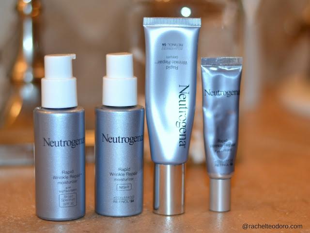 neutrogena, skin care, fine lines, wrinkles, even skin tone