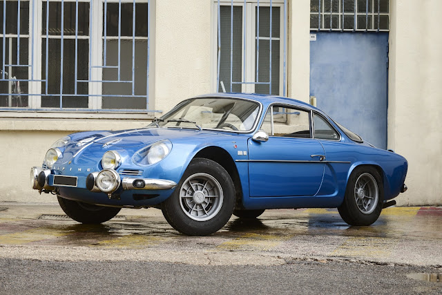 1969 Alpine A 110 for sale at LECLERE Auction House for EUR 100,000 - #Alpine #classiccar #forsale