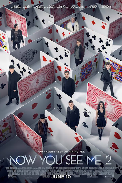 Download Film Now You See Me 2 (2016) Subtitle Indonesia