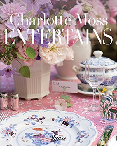 NEW BOOK FROM CHARLOTTE MOSS