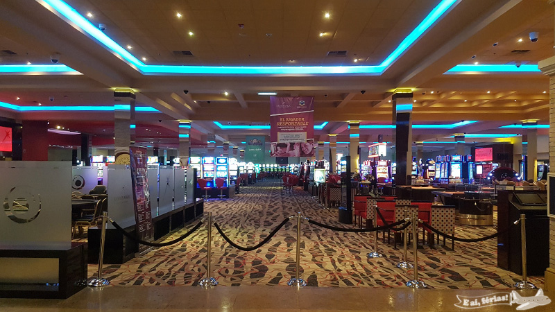 Hotel Casino Magic - Neuquen - Patagônia - Argentina