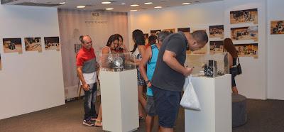 West Shopping recebe exposição gratuita 'Câmeras Fotográficas - Do Filme ao Digital'_Crédito Helcio Peynado