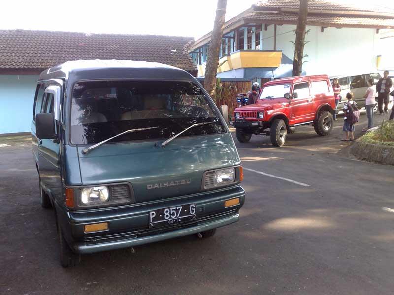 Daihatsu Zebra 1 3 1990 Pamekasan