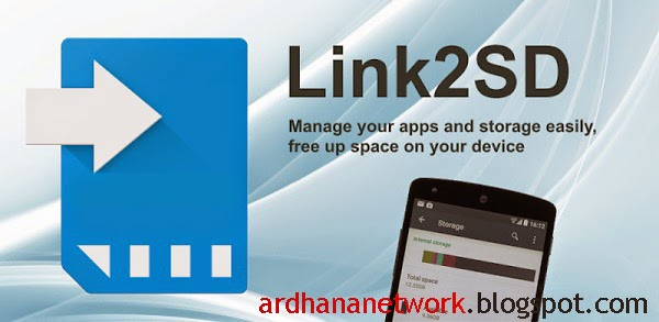 Link2SD Plus v4.0.2 Apk