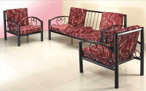 Metal Sofa Set