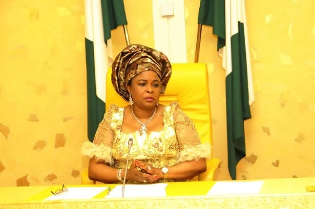 My account balance is less than $10m – Patience Jonathan