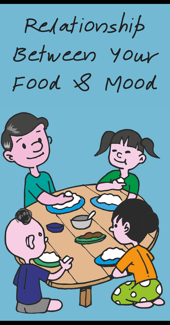 Relationship Between Your Food And Mood