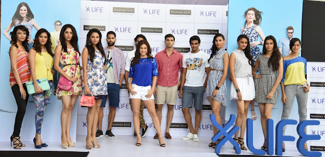 Shoppers Stop launches the latest collection from its popular youth brand 'LIFE'