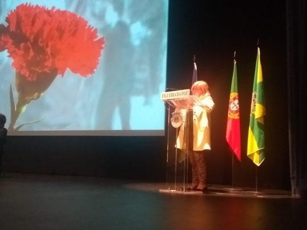 Intervenção da Deputada Municipal Isabel Sousa na Comemoração do 25 de abril de 2019