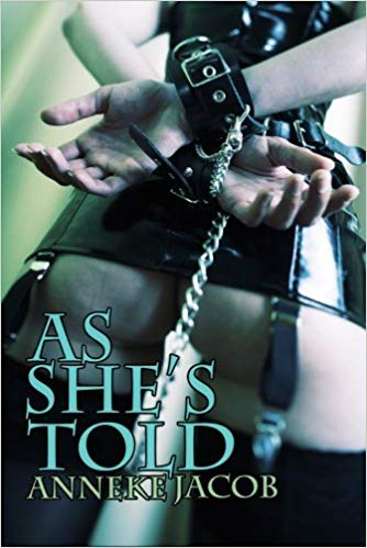 As She's Told cover