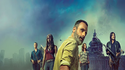 Abril na Amazon Prime Video - The Walking Dead (Temporada 9)
