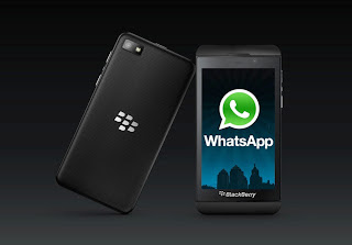 Good News! WhatsApp Extends Support For BlackBerry Devices Till June 2017